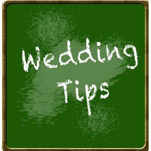 Wedding Tips 600