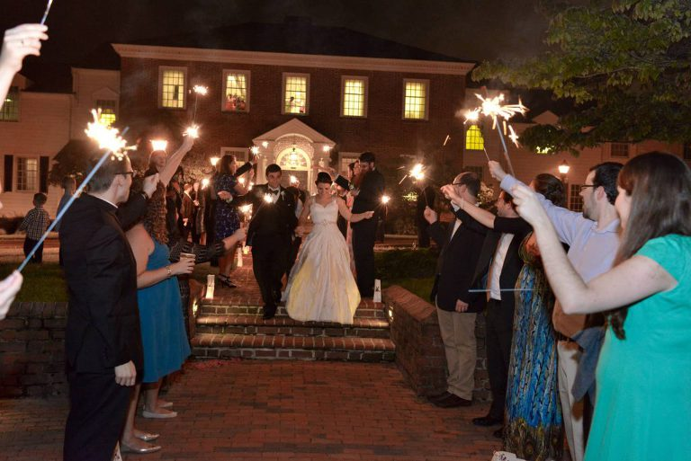 Virginia Crossing Wedding Reception