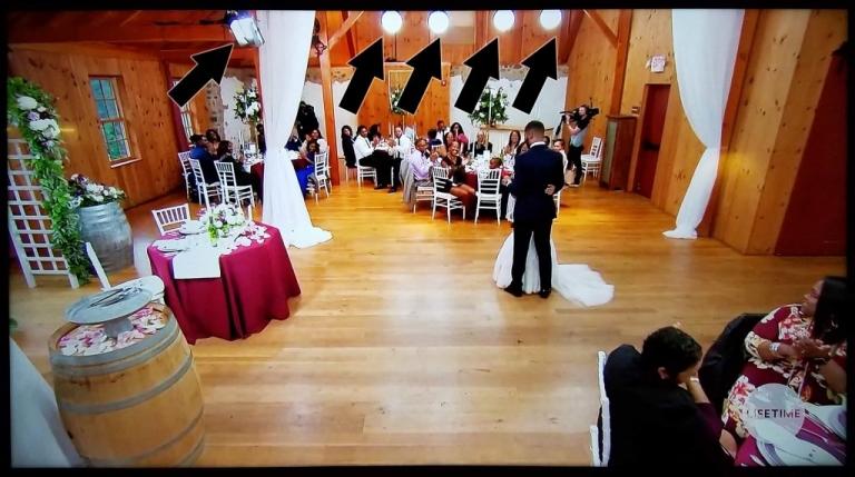 Wedding lighting matters