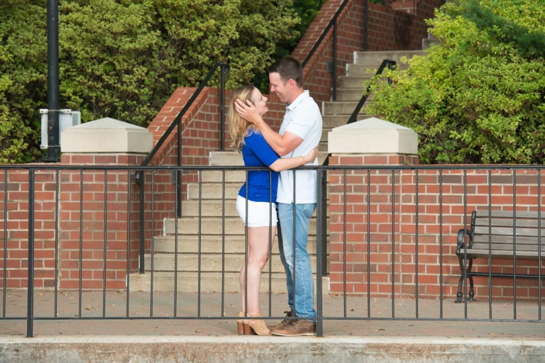Browns Island Engagement Session